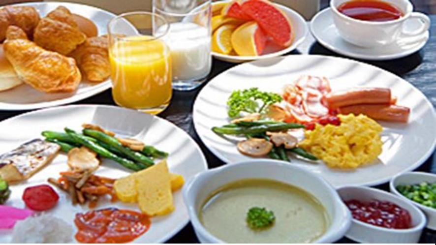 朝食画像一例