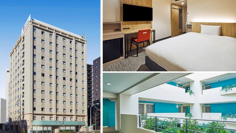 ホテル ルミエール葛西(2021年8月リニューアルオープン)