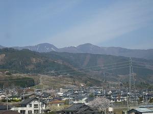 櫛形山(2)