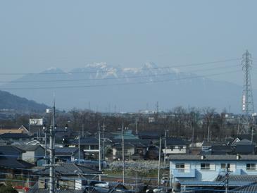 八ヶ岳連峰(2)