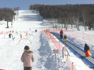 白樺高原国際スキー場(徒歩4分)