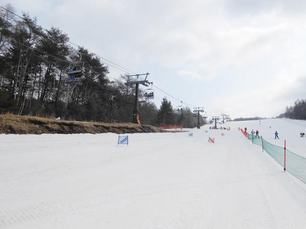 白樺高原国際スキー場 ゲレンデ2