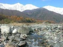 白馬周辺景色-秋