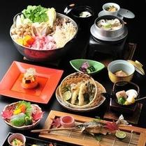 松茸料理3品付プラン