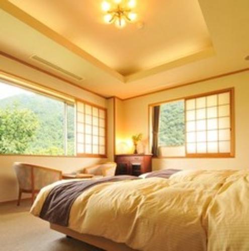 皇海 ベッドルーム