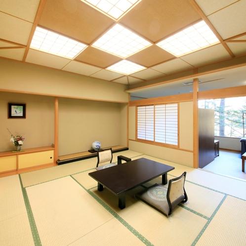 準特別室【和室12.5畳+ツイン】
