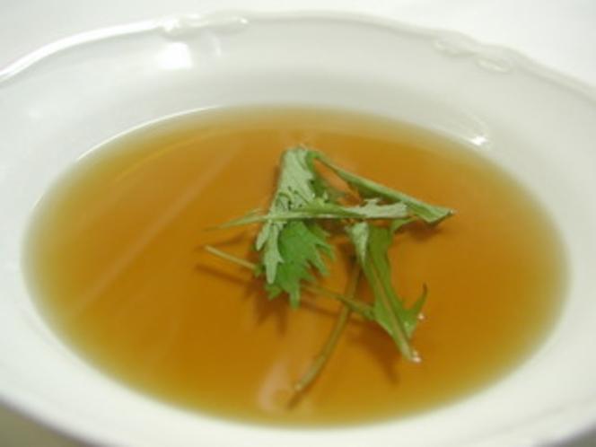 日替わりスープの一例