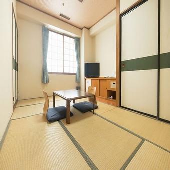 ■【喫煙可】和室7.5畳■最大4名様まで!