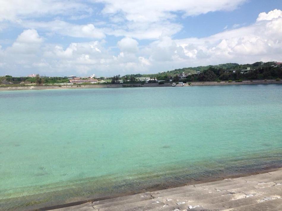 島を一周すると見える景色