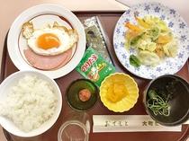 簡易朝食 400円
