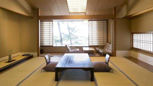 【華水館】 和室10畳 <日本海側>