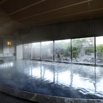 1F大浴場「華の湯・渚の湯」