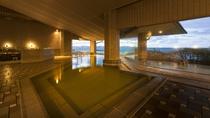 大浴場日本海