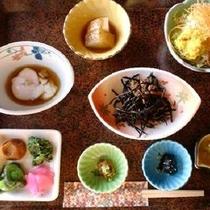 ◆朝食一例※内容は季節により異なります。