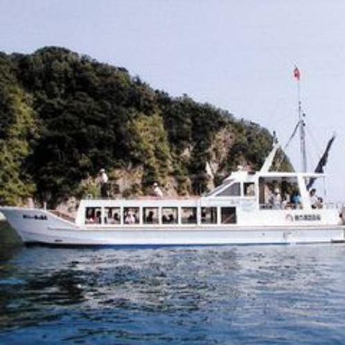 ◆鯛の浦遊覧船(車で約5分)