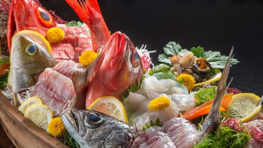 地魚の船盛り(別注文分)