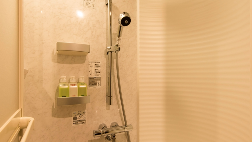 特別室・シャワーブース