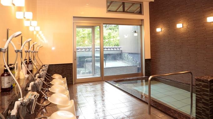 【日帰り温泉&昼食・天ぷらそば】貸切風呂無料♪ランチはお部屋でのんびり<11時〜17時>