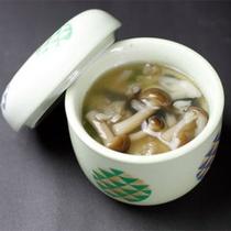 【あんかけ茶わん蒸し】美味しさを閉じ込めた一品です。※お料理は一例です。