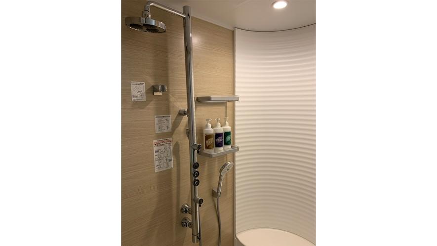*【和室12畳+6畳】2021年にリニューアルしたシャワーブース付きのお部屋です。