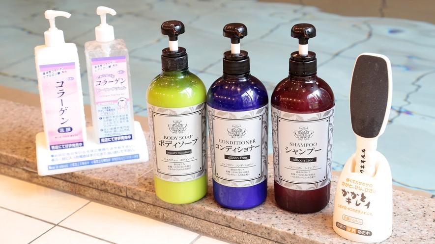 *【大浴場】シャンプー類は内風呂に完備しております。