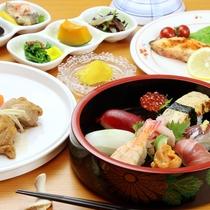 お鮨コース☆地元で有名な鮨屋の握り鮨付の人気の夕食プランです♪