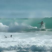*サーフィン◆フラワーライン沿いに和田浦方面へ おススメスポットあります