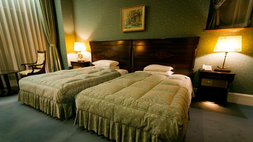スイートルーム(寝室)