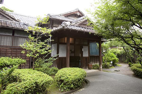 【観光】旧細川刑部邸