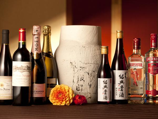 【1階】ロータスガーデン/お酒イメージ