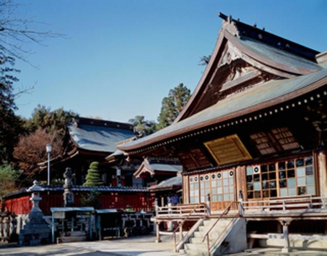 【観光】本妙寺