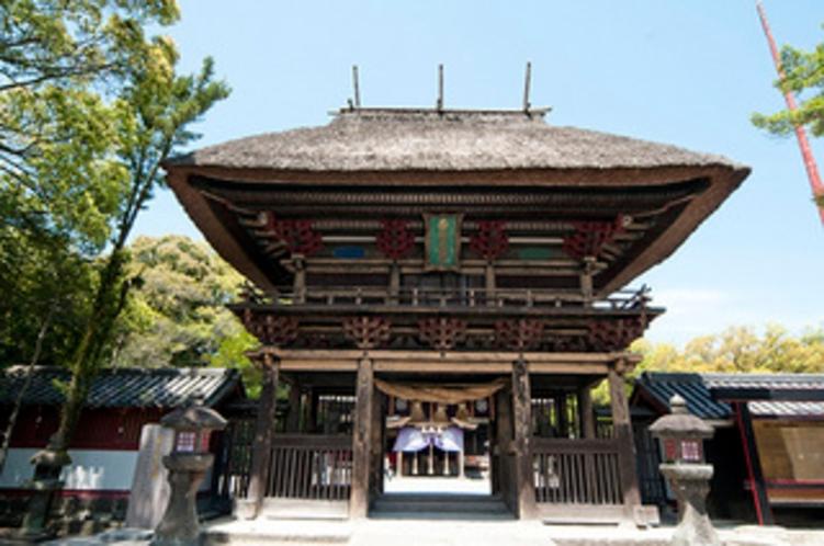 【観光】青井阿蘇神社(人吉)