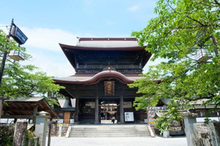 【観光】阿蘇神社