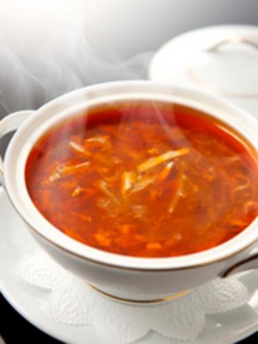 単品イメージ/四川風辛味スープ