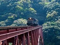 【観光】南阿蘇トロッコ列車
