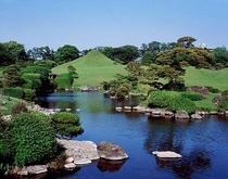 【観光】水前寺成趣園