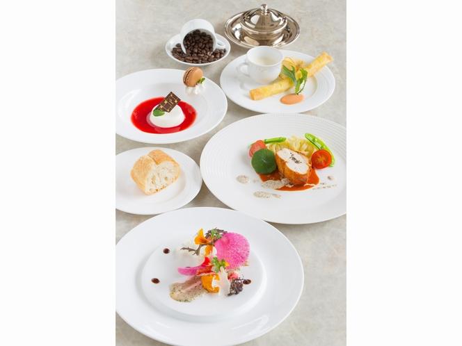 【ロータスガーデン】西洋料理イメージ