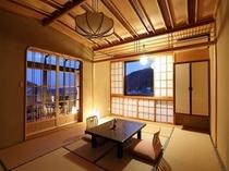 匠 こだわりの和風造りの部屋(10畳)