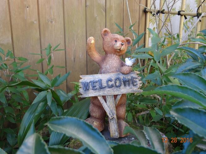 welcome熊さん
