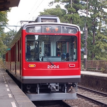 楽しい電車の旅♪