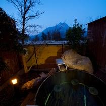 湯布院温泉をプライベート空間で贅沢に愉しむ。