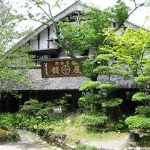 江戸時代の趣を残す「九州湯布院民芸村」