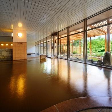 ◆絶景・丘の上の美しの湯1泊2食付【天然モール温泉&2食付】【美味旬旅】