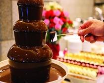 チョコレートファウンテン(週末のみ)
