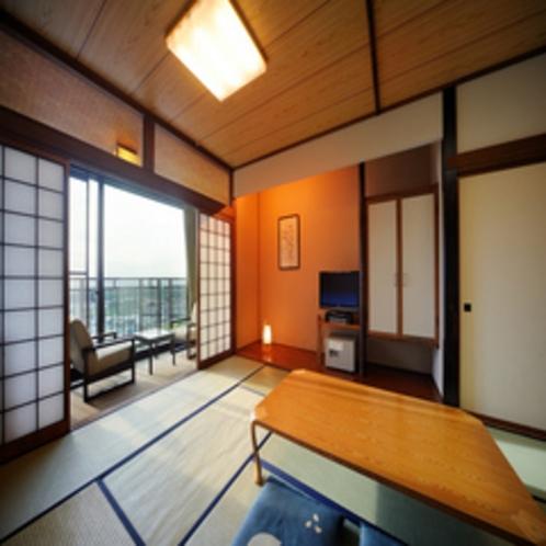 和室(3〜8階12畳バス付き)
