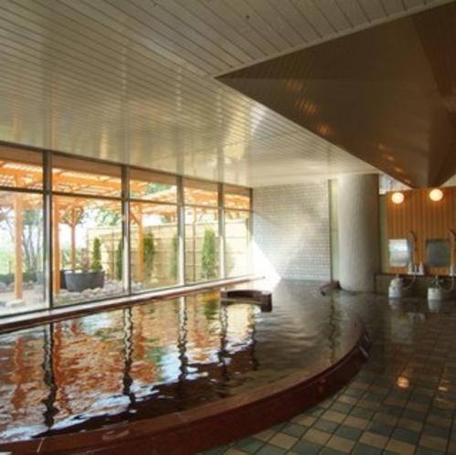 天然モール温泉☆ゆったり大浴場