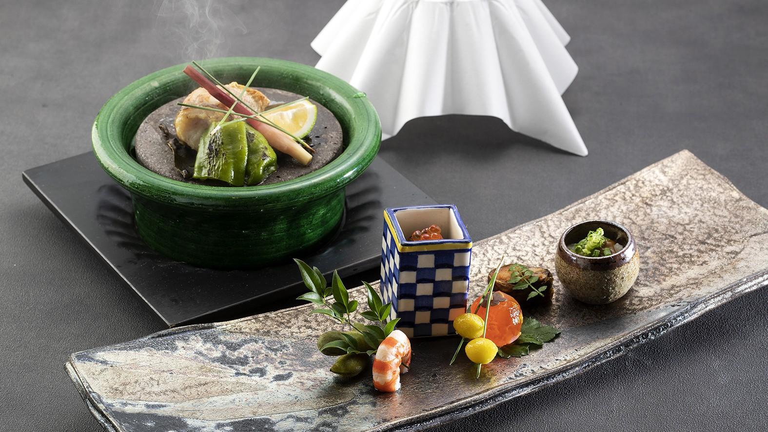 日本料理「呉竹」 会席料理(イメージ)