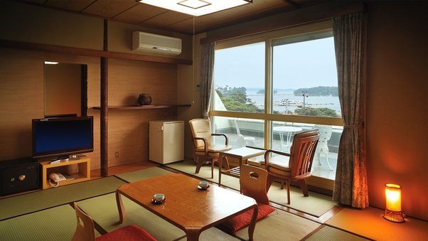 ◆海鮮◆松島湾を望むお部屋