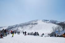 かぐらスキー場 かぐらメインゲレンデ