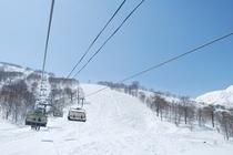 かぐらスキー場 かぐらゲレンデ